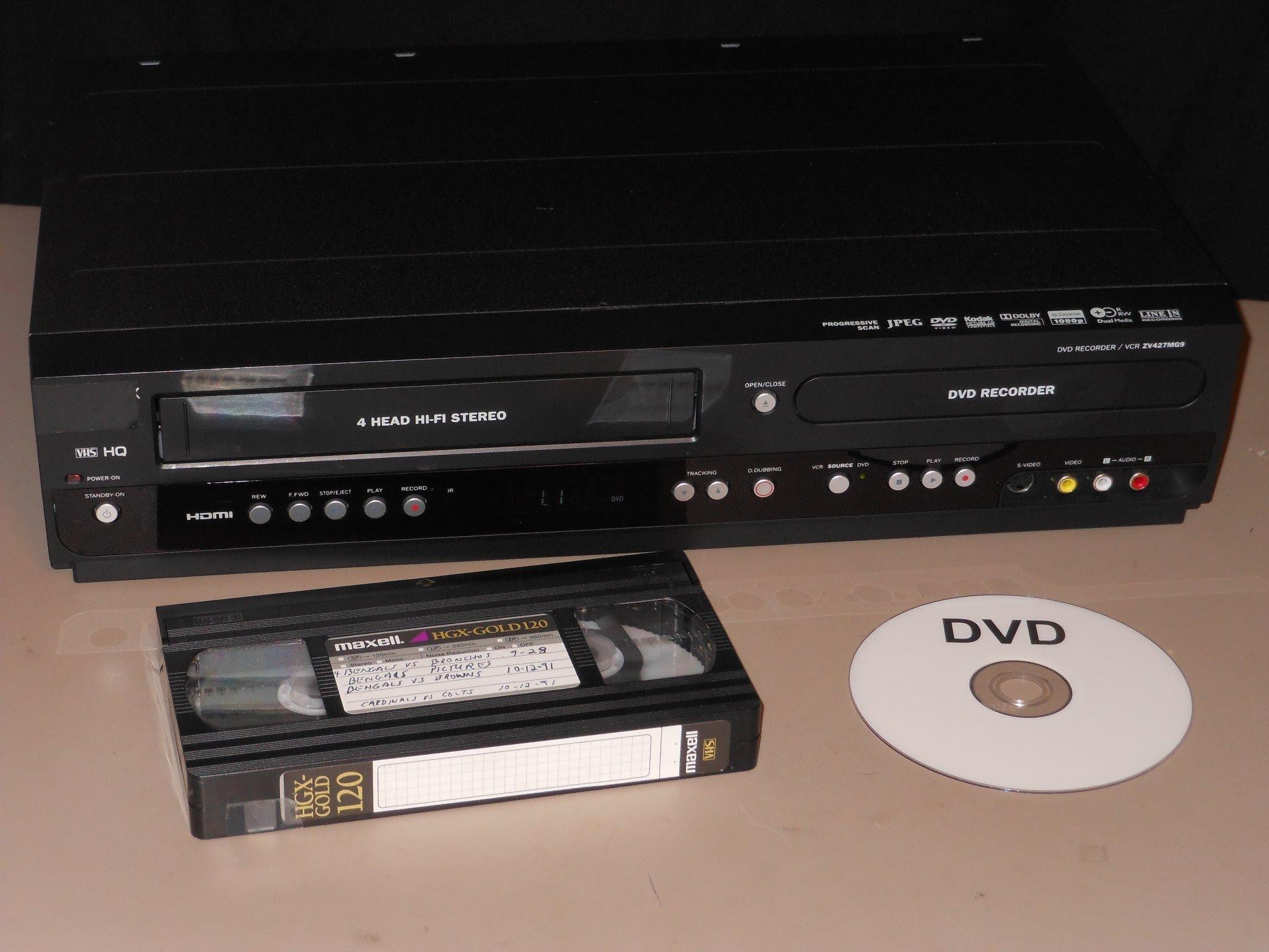 dvd-recorders