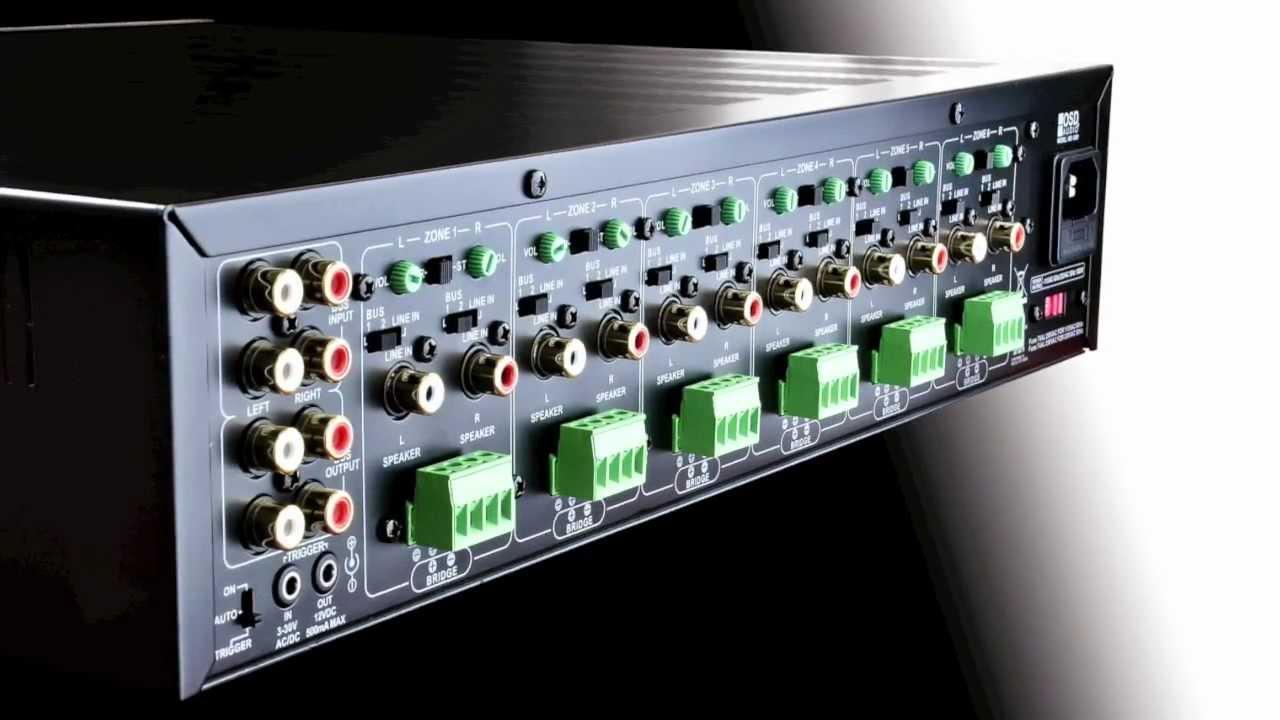best-multi-zone-amplifiers